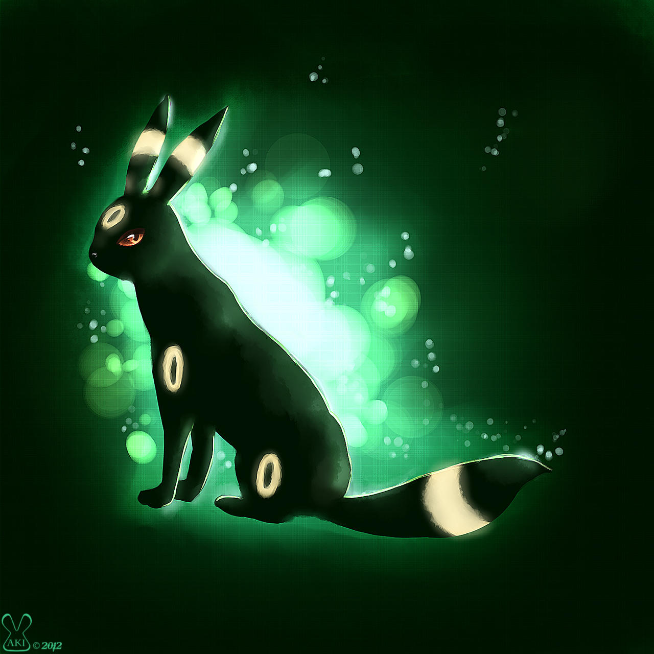 Umbreon by KaiMatsuokaUmbreon Artwork