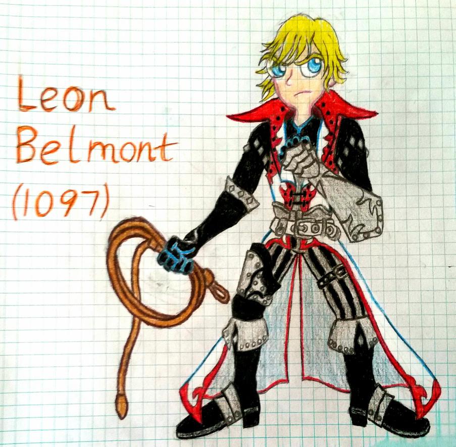 Leon Belmont Leon Belmont (C...
