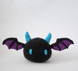 Devilmon Amigurumi
