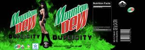 Mountain Dew Duplicity