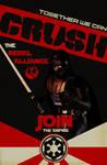Vader Recruitment Poster