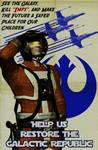 X-Wing Pilot Recruitment Poster