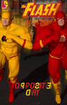 Flash Opposite Day (Fan Art Mock Cover)