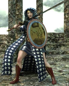 Wonder Woman Redesign