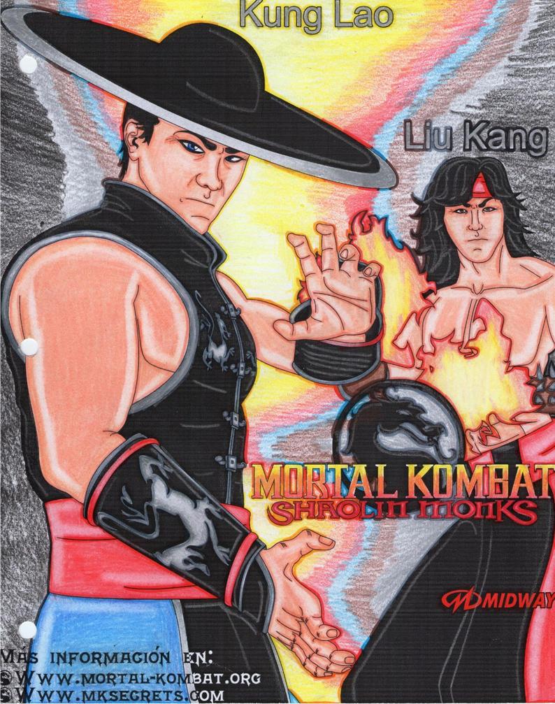 liu kang and kung lao relationship