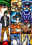 + Pokemon Trainer - Mofo's Team + by Princess-Flopy-13