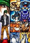 + Pokemon Trainer - Mofo's Team + by Princess-Flopy-13