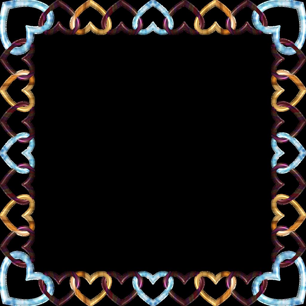 Square Frame Frozen by happyare on DeviantArt