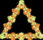 Triangle Frame Tropical 7