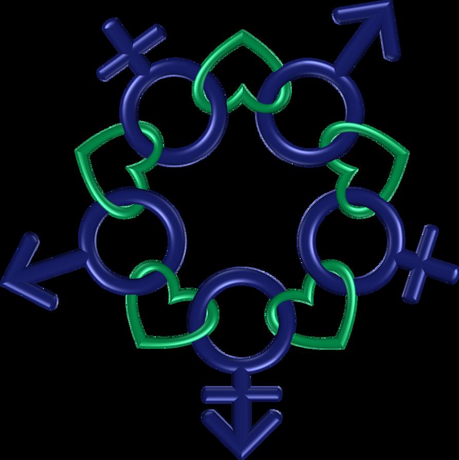 Circle ten green indigo 2 by happyare