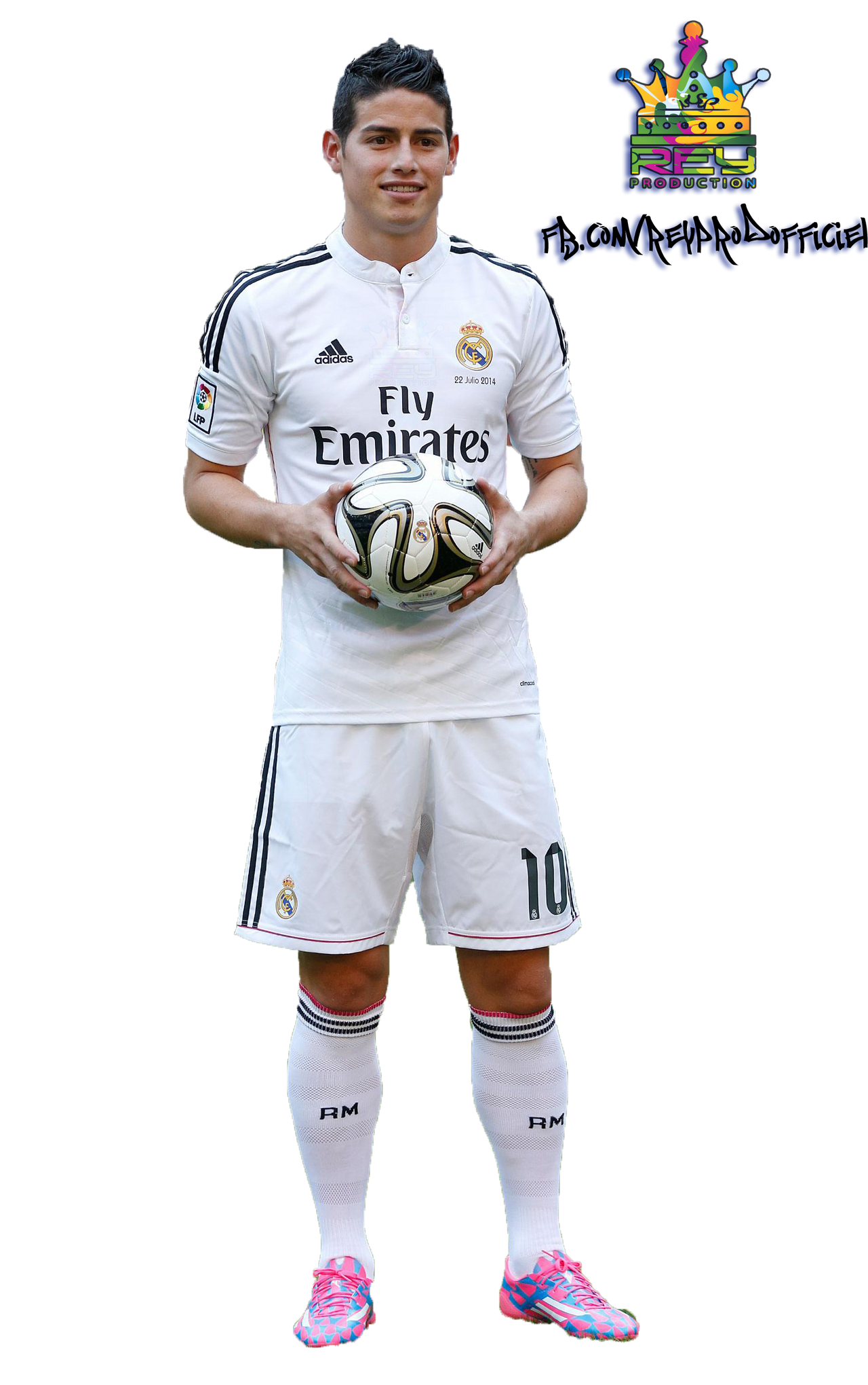 James Rodriguez Render Pack Real Madrid Rey By Reyproduction On Deviantart