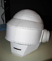 Daft Punk Helmet 2 by VitaminZinc