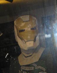 Iron Man Suit WIP 01