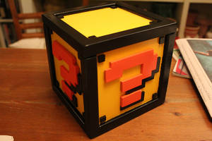 Mario Block Box by VitaminZinc