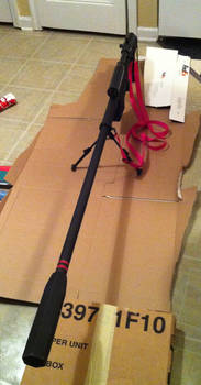 Gurren Lagann - Yoko Ritona Sniper Rifle 02