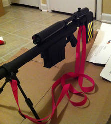 Gurren Lagann - Yoko Ritona Sniper Rifle 04