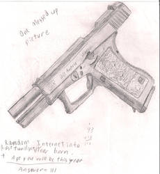 The Glock 20 by Thecommander236