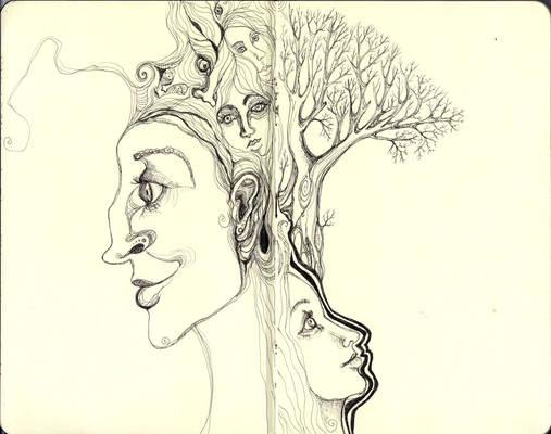 Tree creatures