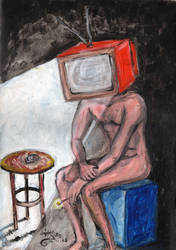 modern depression by bubbleslayer
