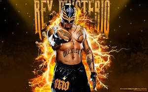 Rey Mysterio  Wallpapers  by leonrock84