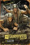 Wwe Survivor Series 2009 Poster