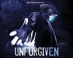 wwe Unforgiven 2007 Poster by leonrock84