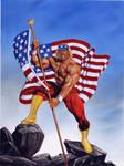 Hulk Hogan Real American