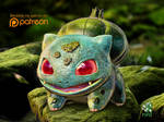 Realistic Pokemon: Bulbasaur