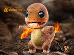 Realistic Pokemon: Charmander