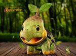 Realistic Pokemon: Turtwig