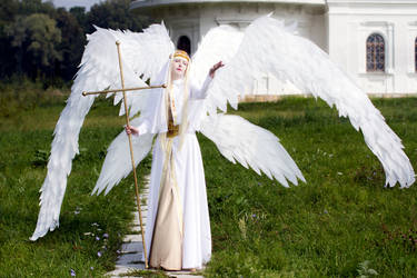 Angel Sanctuary - Adam Kadmon by LuciuS-Akechi