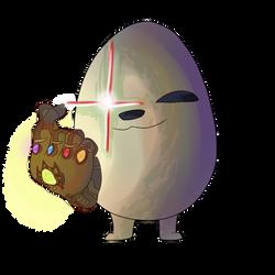 I am egg dog