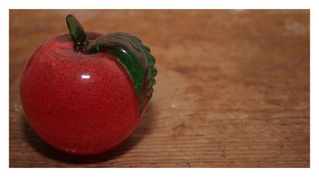 Home part 4 - Apple by MjuPhoto