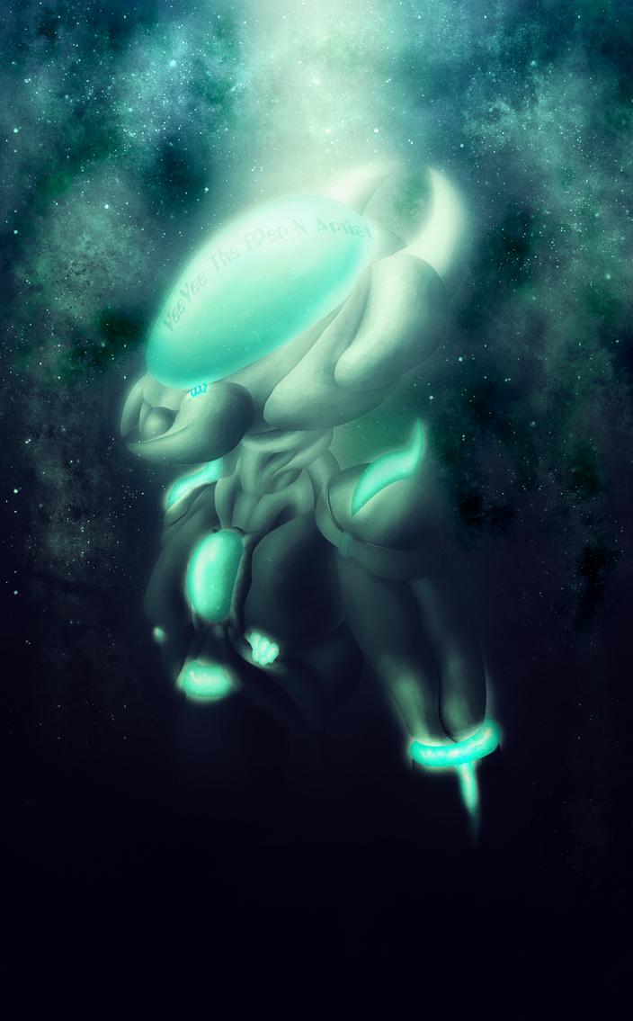 Vortex Ranger by VeeVeeTheRperNArtist