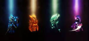 Celestial Heroes bg