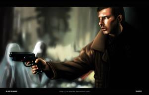 Blade Runner by el-sharko