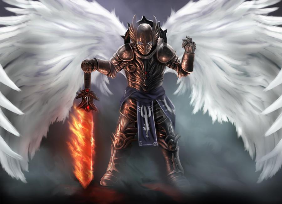 Archangel by el-sharko
