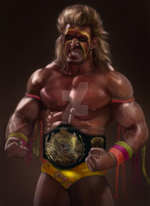 Ultimate Warrior by el-sharko