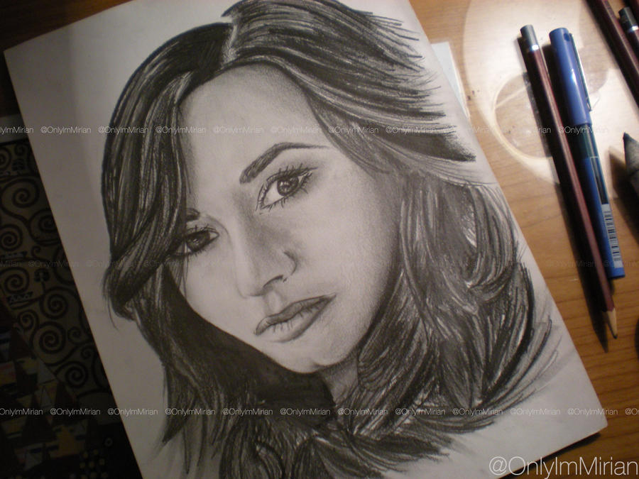 Demetria Devonne Lovato (Demi Lovato) by OnlyImMirian
