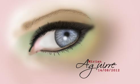 Eye- Ojo by OnlyImMirian