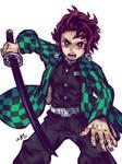 KNY Demon Slayer Tanjiro