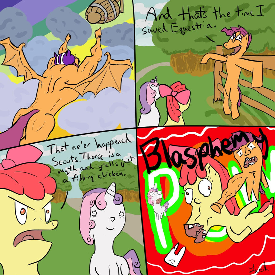 A Brootal Lie by Gahaedric