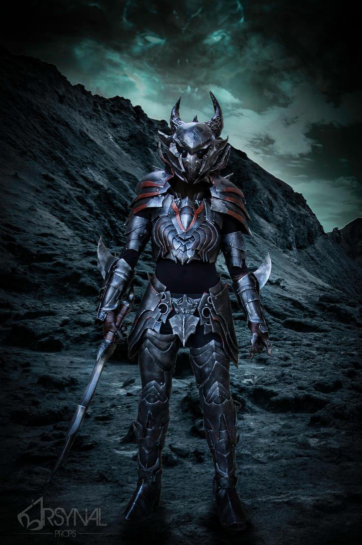 Crafted Armor Skyrim