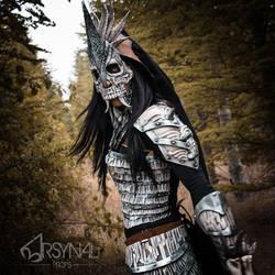 Bosmer Wild Hunt Armor  - Skyrim by ArsynalProps