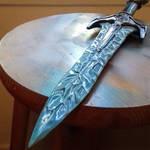 Stalhrim Dagger (Skyrim ) -V2
