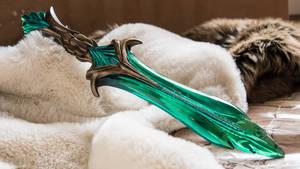 Glass Dagger - Skyrim