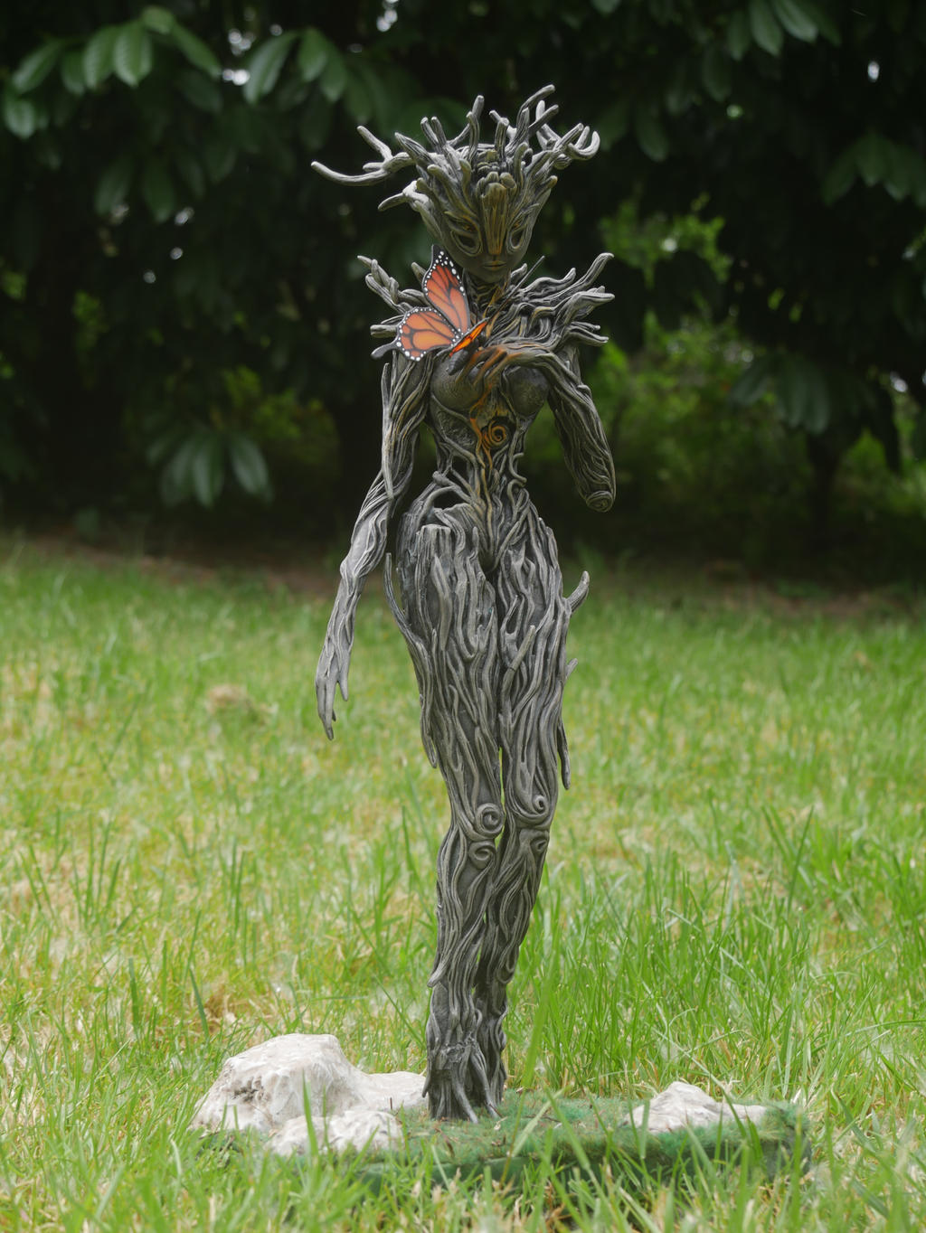 The Spriggan and the Butterfly