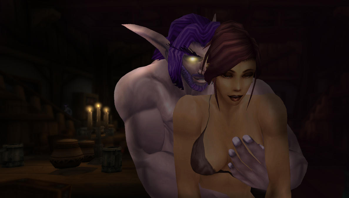 Human and elf world of warcraft porn nude scene