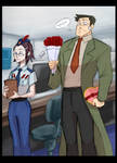 PW: Gumshoe and Maggey