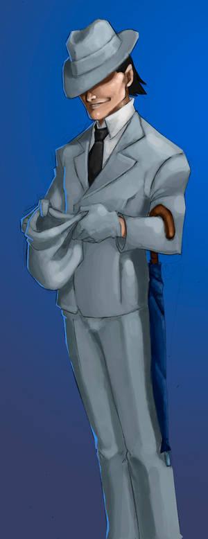 Trilby, the Gentleman thief